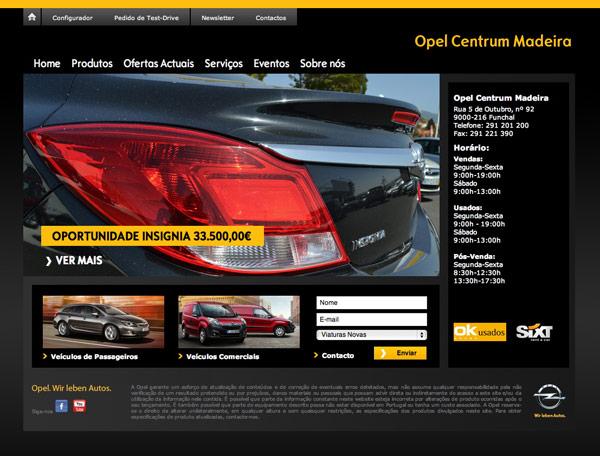 Opel Centrum Madeira