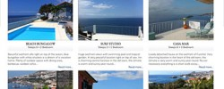 The finest collection of self catering properties in Madeira Island