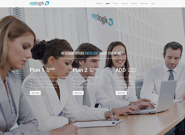 Reslogik Hotel Booking Engine
