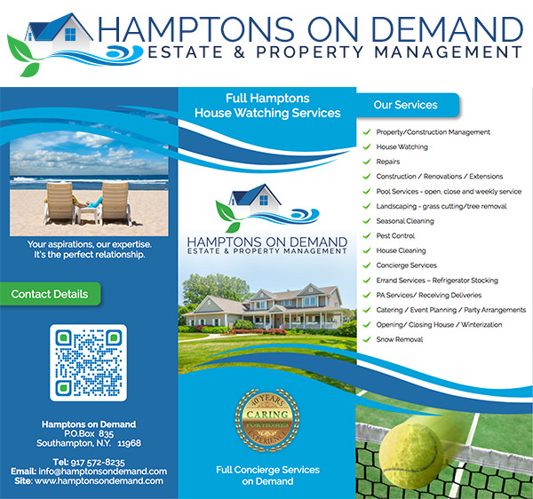 Hamptons on Demand Estate and Property management