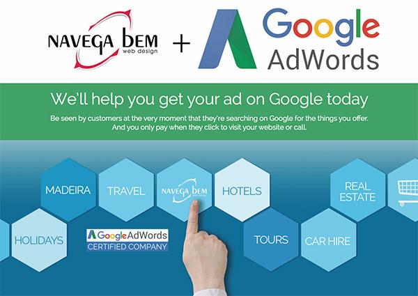 Navega Bem is an AdWords Certified Company