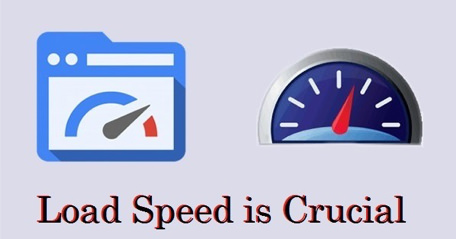 Load Speed is Crucial