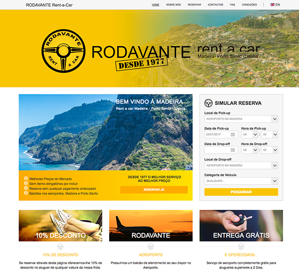 Rodavante Rent a Car