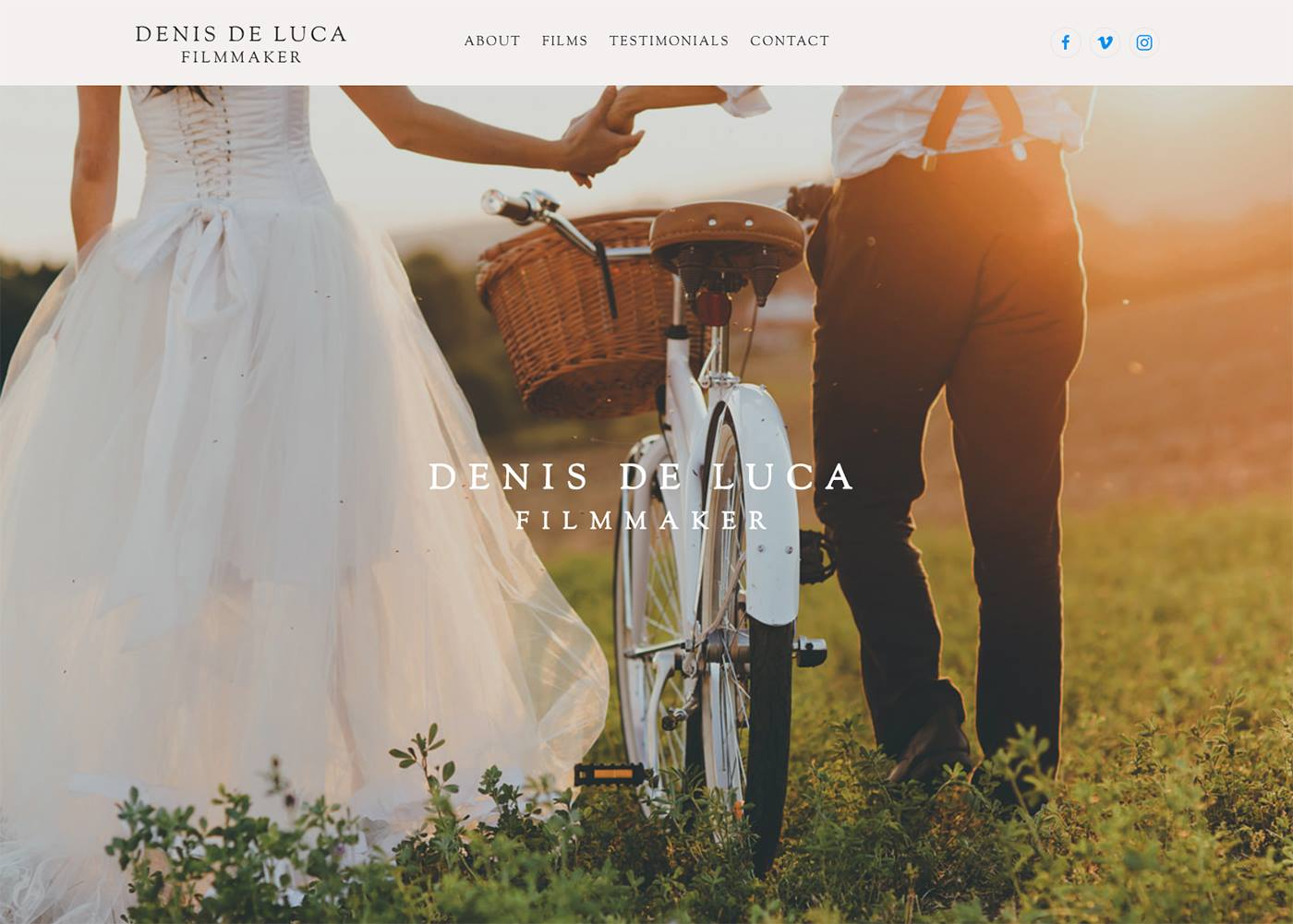 Wedding Videographer - Denis De Luca