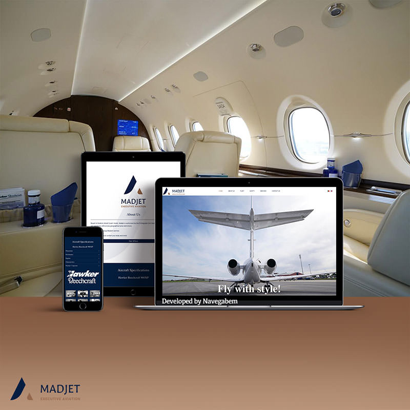MadJet - Executive Aviation